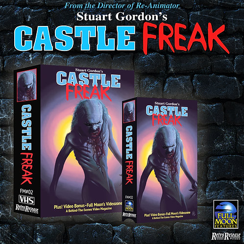 Castle Freak (Officially Licensed) dir. Stuart Gordon