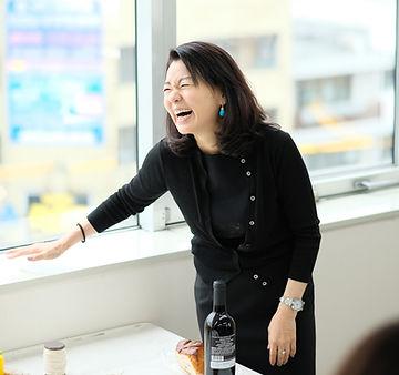 講師紹介 小松上里子