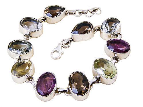 Mixed Stone Bracelet