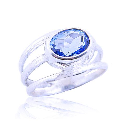 Blue Siberian Quartz