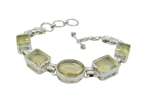 Lemon Topaz Bracelet