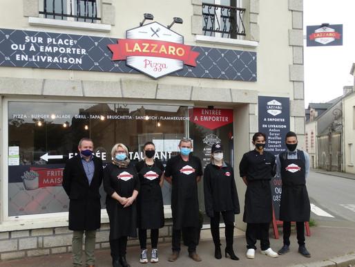 Lazzaro Pizza ouvre à Ambon