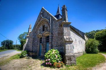 Chapelle de Brouël, crédit : Remy Touche