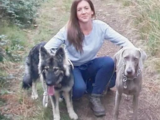 Ludivine Corbeau : éducatrice canin à Ambon