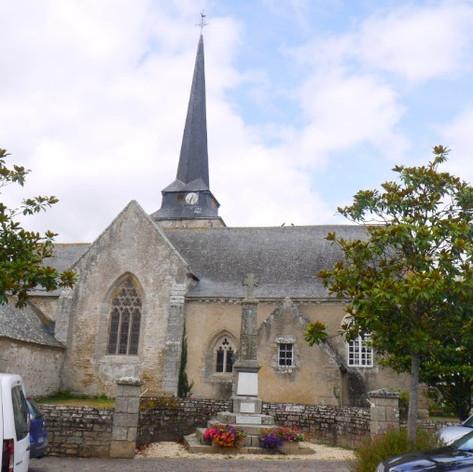 Eglise Saint-Cyr-Sainte-Julitte (classée)