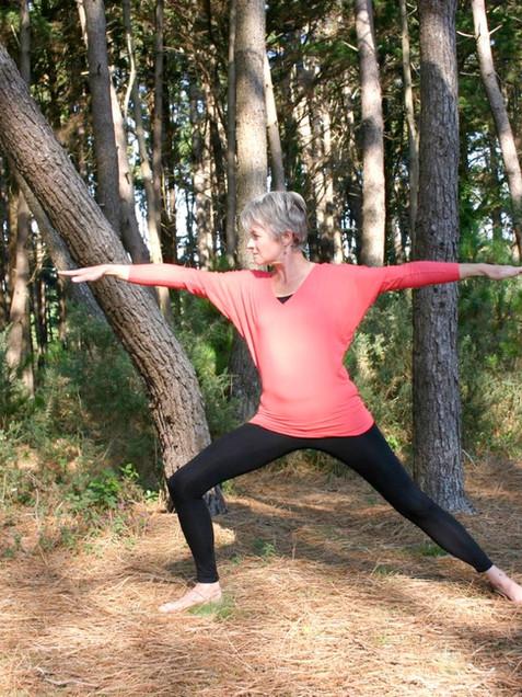 Yoga Dhyanasana