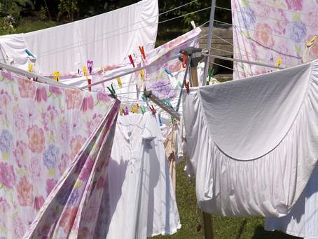 Chci, aby prádlo po usušení vonělo. Jak na to?
