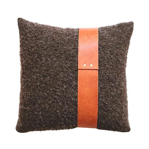 ADRIEN Brown coussin / cushion