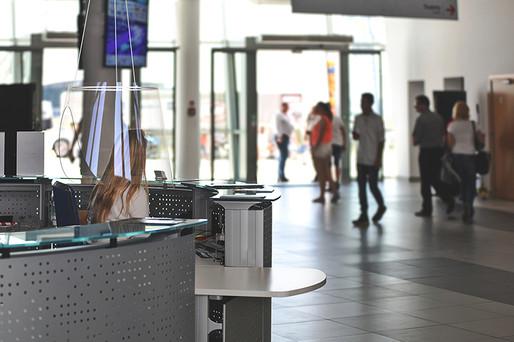 PLEX'EAT - Reception desk