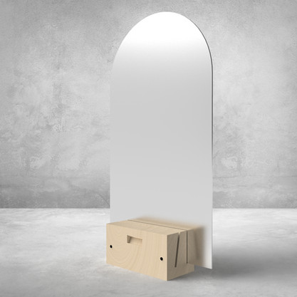 BLOQ miroir