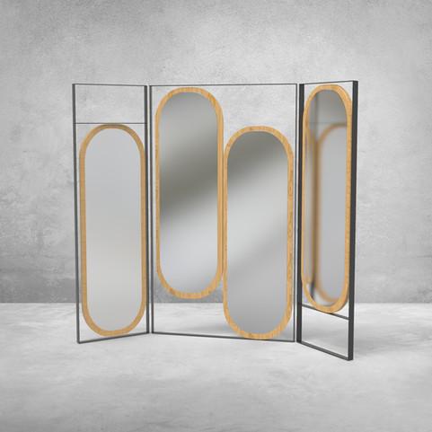 BLOQ-RD miroir