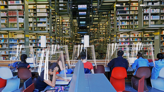 PLEX-EAT - Bibliothèque