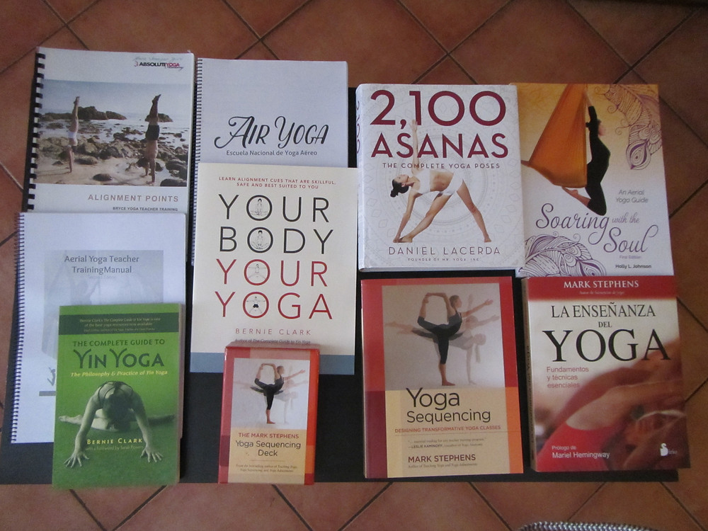 I would recommend these books 100% to any yogi!