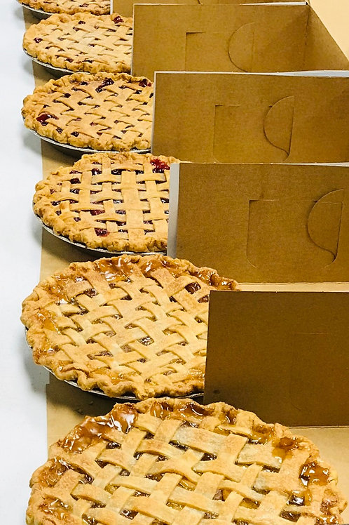 Traditional Favorite Pies