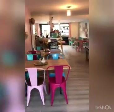 Visite du cafe poussette Lorient 56 Le monde de