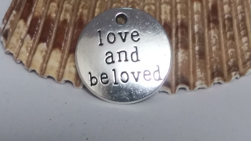 Love and beloved Charm