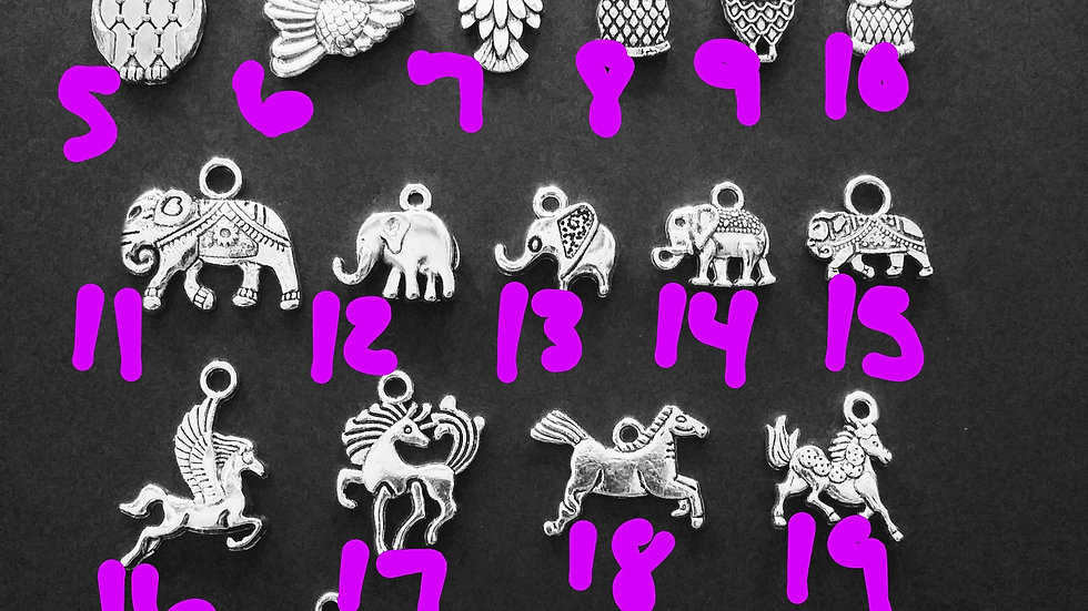 Imagination Charms (each)