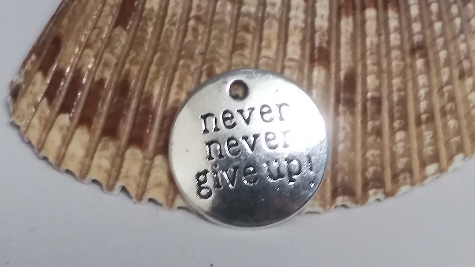Charm never give up
