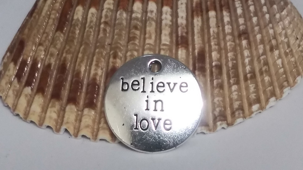 Charm Believe  in love