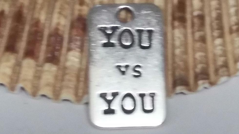 You vs you Charm