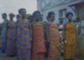 James+Barnor,+Odwira+procession,+Deo+Gra