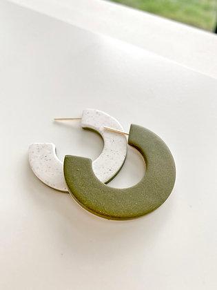 AYLAclay - Moss + Sand
