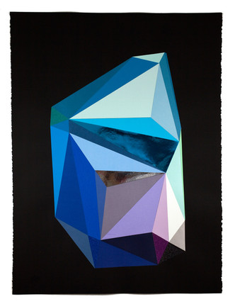 Black Color Crystal