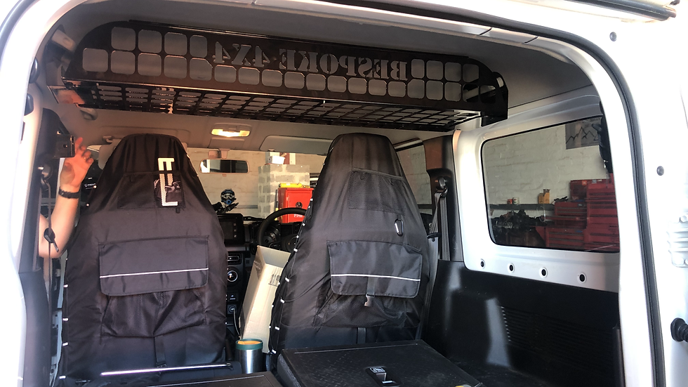Suzuki jimny rear shelf, new style