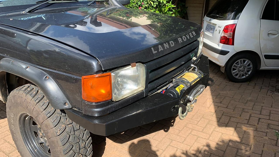 Discovery 1 Front winch bumper