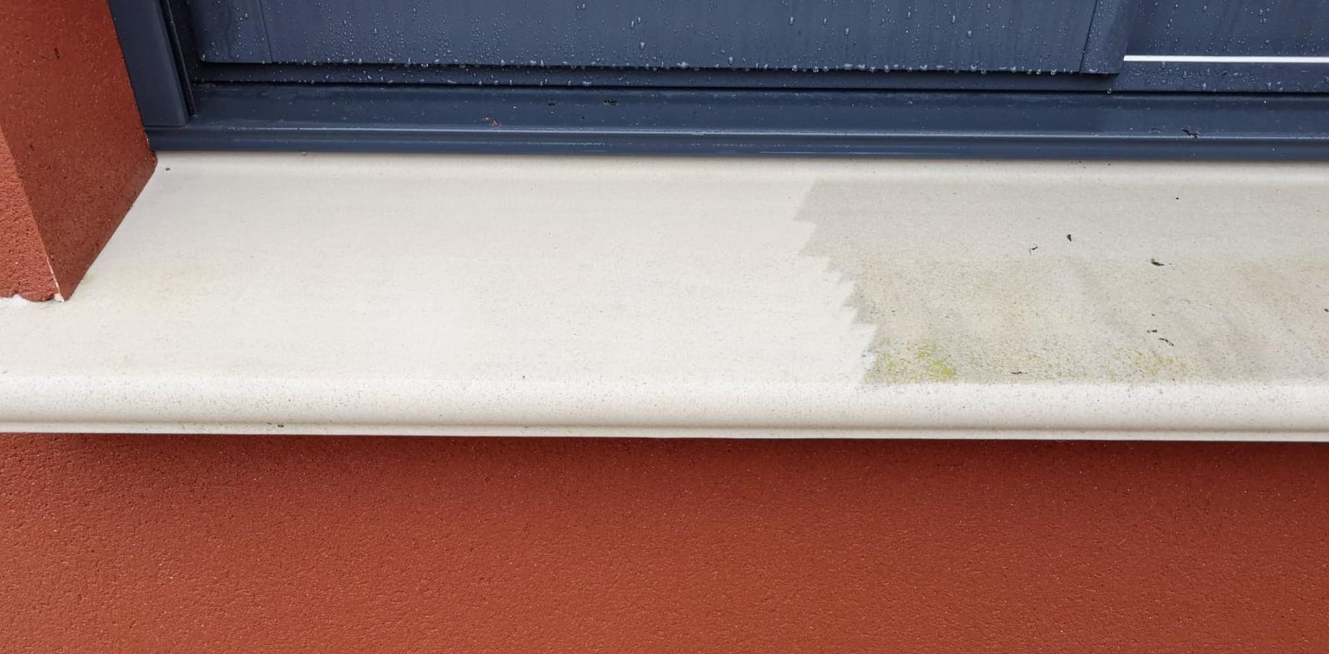 nettoyage appuie de fenêtre