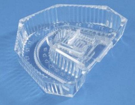 E-Tray Model Tray - 100 trays