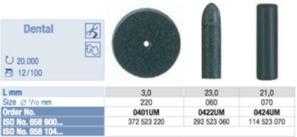 Chrome-Cobalt - 100pc