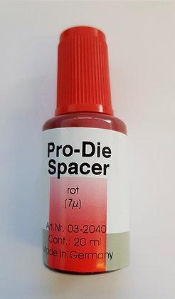Pro-Die Spacer RED 20ml