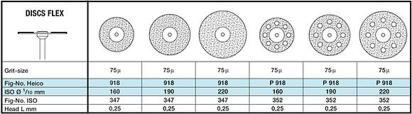 Diamond Discs - Flex