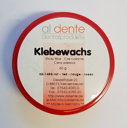 AD Sticky Wax Red Trans 60g