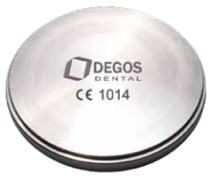 CAD/CAM Disc - Titanium Grade 5 Premium