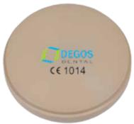 CAD/CAM Disc - Peek Bio-P