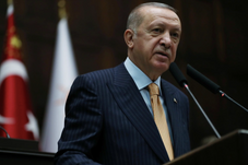Erdogan warns of military action in Syria, decries Russian strike