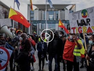 Ethiopia: Tigray leader confirms bombing Eritrean capital