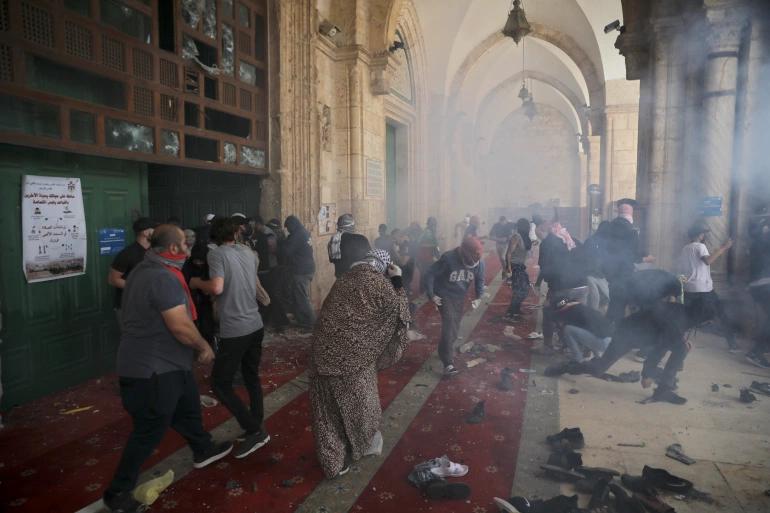 Source: Al Jazeera