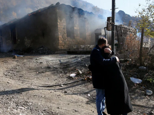 Azerbaijan extends Armenian pullout deadline from Kalbajar