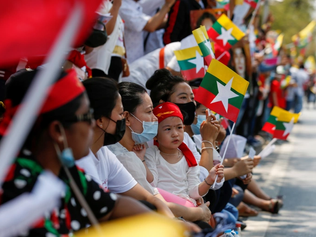 Stop Myanmar's junta- BROUK MEDIA RELEASE