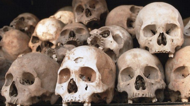 Cambodia's 'Killing Fields'