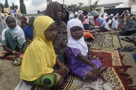 Nigeria police rescue 10 people after 'baby factory' raid