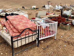 Israeli forces leave 41 children homeless after razing Palestinian village, UN says