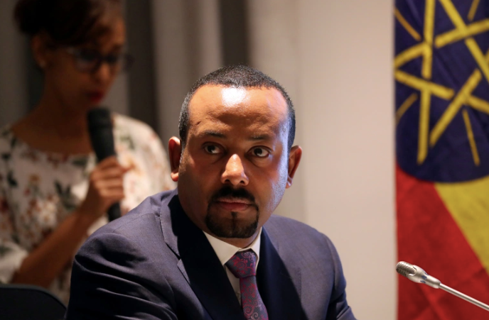 'Ethiopia is a sovereign nation and its government will ultimately make decisions,' Abiy Ahmed's spokeswoman said [File: Tiksa Negeri/Reuters]