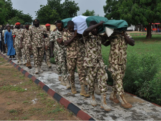 Several killed in attack on security convoy in northeast Nigeria