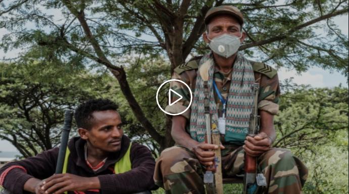 video accessible through the link below. Source: Al Jazeera