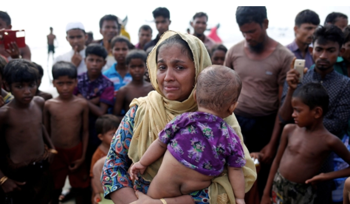 More than 730,000 Rohingya fled an army crackdown in 2017 that the UN said had 'genocidal intent' [File: Mohammad Ponir Hossain/Reuters]
