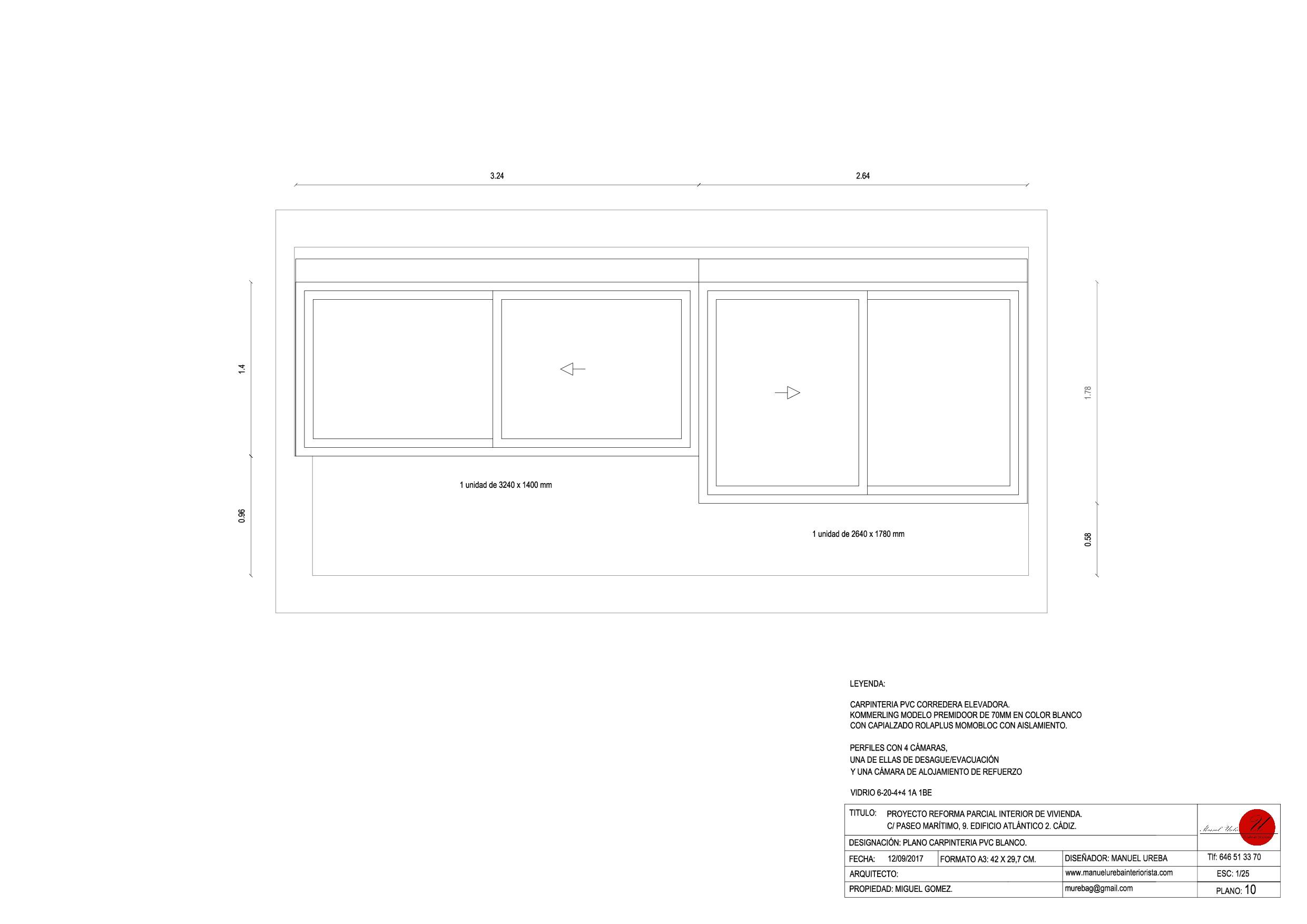 P10.CARPINTERIA PVC
